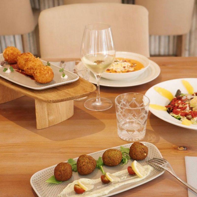 comer en valencia restaurante LIA